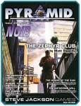 Pyramid Magazine Noir issue