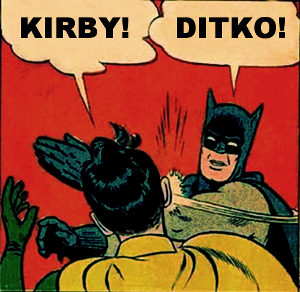 batman-kirby-ditko-n